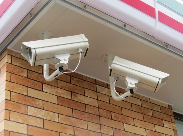 防犯カメラを設置する目的