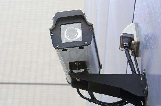 防犯カメラは撮影したいものとの距離で撮影範囲が決まる