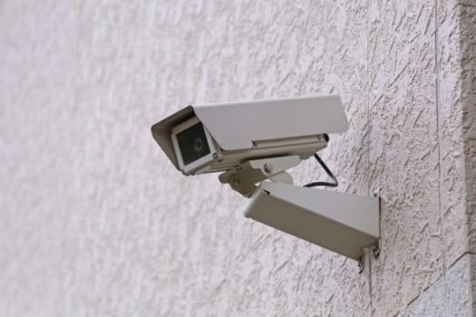 防犯カメラの機能性